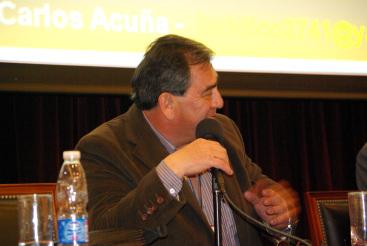 Dr. Juan Carlos Acuña - clase especial - invitado de la Cátedra I Derecho Agrario